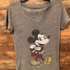 Disney Mickey Mouse Shirt Women's XL
